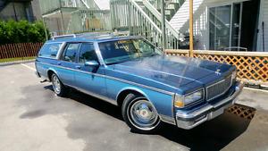 1989 Chevrolet Caprice Wagon