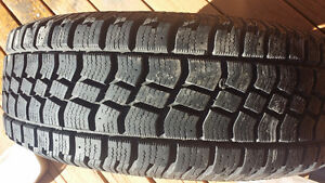 4 Avalanche Hercules x.treme winter tires on rims