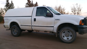 2006 Ford F 250 4x4