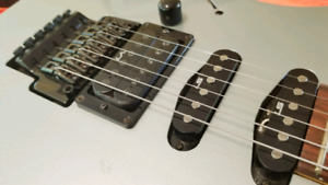 LEFT HANDED IBANEZ RG560L LEFTY 1989