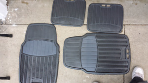 Rubbermaid floor mats