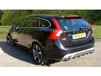 2016 Volvo V60 D4 (190) R DESIGN Lux Nav 5dr Manual Diesel Estate