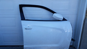 Front Left + Right Side Doors 2011 - 2014 Dodge Charger Police
