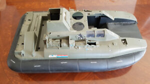 GI JOE WHALE 1984 coquille seulement