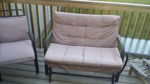 MUST GO- MOVING- Patio Furniture- Good condition