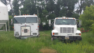 1989 kenworth k100e with series 60 detroit and 13spd
