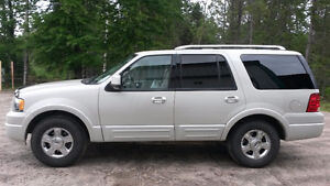 2005 Ford Expedition Limited VUS
