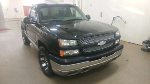2003 Chevrolet Silverado Regular cab step side
