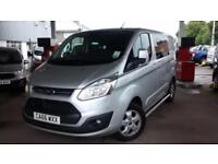 Ford Transit Custom 2.0 Diesel (130PS) Euro6 310 L1 Limited Double Cab in Van