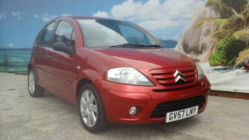2007 citroen c3 sx 16v hatchback petrol in cwmbran torfaen gumtree. Black Bedroom Furniture Sets. Home Design Ideas