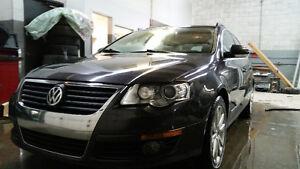 2008 Volkswagen Passat Leather Wagon