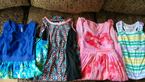 Huge lot of girls sunmer clothing size 10/12 - 75 items