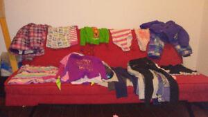 Vêtements filles 5 et 6 ans