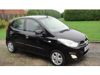 Hyundai i10 1.2 ( 85bhp ) 2011MY Active £20 road tax EXCEPTIONAL MPG