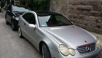 2002 Mercedes-Benz C-Class C230 Coupe (2 door)