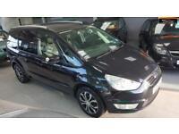 2011 FORD GALAXY TDCI Black Auto Diesel