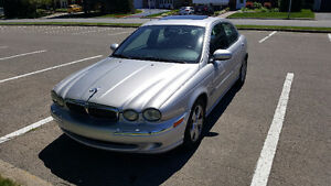 2002 Jaguar X-TYPE Sedan 3.0L, Manual