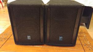Yorkville Sound Elite Series Powered Speaker - 10 inch Woofer- 3