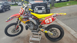 mint condition 03 cr250 a must see