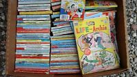 Archie comic books - over 100 editions