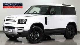 image for 2021 Land Rover Defender 2021 21 Land Rover Defender 3.0 D250 SE Auto Estate Die