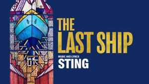 The Last Ship - Two Tickets in Toronto, Saturday, February 23rd
