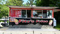 Manotick Chip Wagon for sale