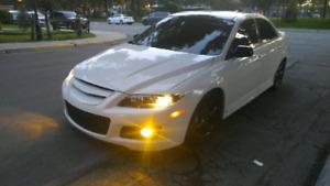 Mazdaspeed 6 Showcar