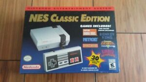 NES Classic Edition (official Nintendo product)