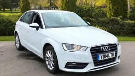 2014 Audi A3 1.6 TDI SE 5dr Manual Diesel Hatchback