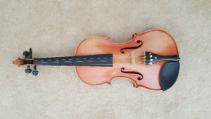 Full Size Violin - missing one string