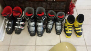 ski boots from $10 snowboard$80