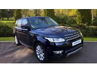 2014 Land Rover Range Rover Sport 3.0 SDV6 HSE 5dr - Privacy Gla Automatic Diese