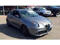 2017 Alfa Romeo MiTo 0.9 TB TwinAir Speciale 3dr Manual Petrol Hatchback
