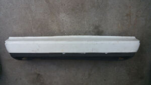 Toyota Supra rear bumper cover