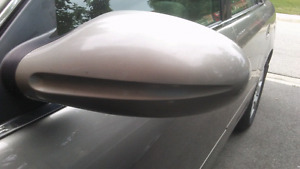 Altima. 2006 mirror plastic cover passenger side only.
