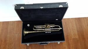 Getzen 300 series B flat Trumpet