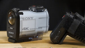 Sony True 4K Action Cam ++_WANT IT GONE ASAP