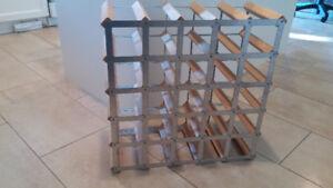 25 Bottle wine rack