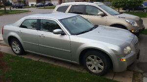 2005 Chrysler 300-Series 3TR Sedan, 3.5L V6