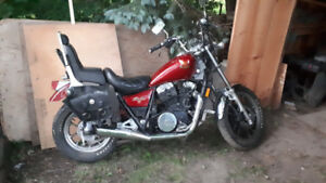 1984 Honda Shadow 750 Motorcycle