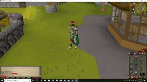 Runescape osrs Level 3 skiller with 99 wc and fletch for sale.