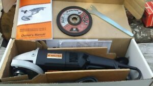 "GRINDER 6"" WALTER BRAND NEW IN BOX"