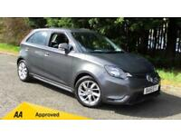 2015 MG MG3 3 FORM PLUS SPORT VTI-TEC Manual Petrol Hatchback