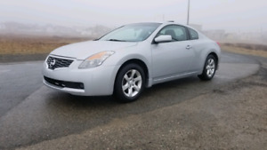 2009 NISSAN ALTIMA COUPE / BRAND NEW MVI / TURN KEY RUST CAR