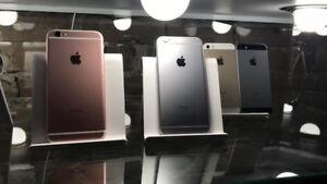 iphone 6 64gb comme neufs, unlock, avec accessoires et garantie