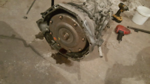 2009 Superduty transmission and transfer case