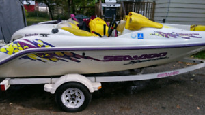 Older Sea doo parts for sale