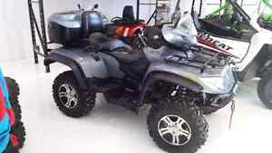 Used 2009 Arctic Cat Trv 700 4x4 Eps