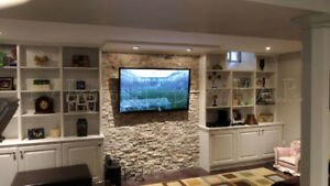 TV INSTALLATION / TV WALL MOUNTING (Metro Vancouver)
